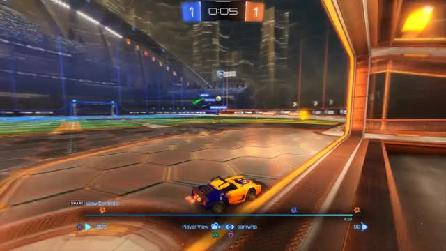 Watch Self-setup beat-the-clock GIF by @samwho on Gfycat. Discover more Rocket League, rocketleague GIFs on Gfycat