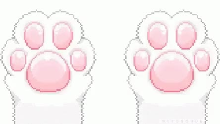 Watch and share Cat Paws GIFs on Gfycat