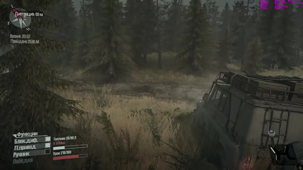 Spintires physics GIFs
