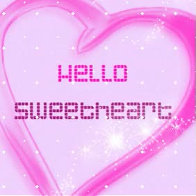 Watch and share Hello Sweetheart Pink Graphic GIFs on Gfycat