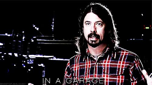 Watch and share Dave Grohl GIFs on Gfycat