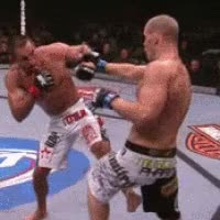 Watch and share Henderson - Bisping GIFs on Gfycat