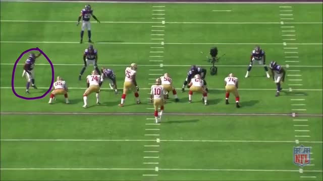 Watch 49ers Griffen hit Garoppolo TD Annotated GIF by @whirledworld on Gfycat. Discover more related GIFs on Gfycat