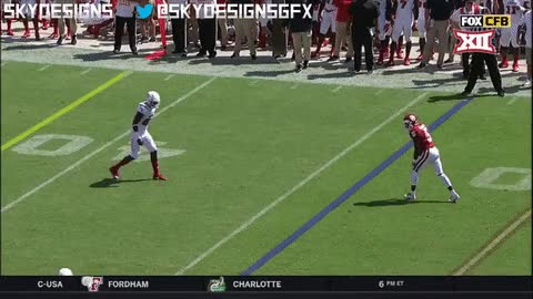 Watch and share Marquise Footwork Catch GIFs on Gfycat