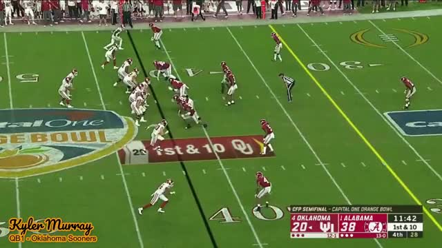 Watch QB Kyler Murray Entire 2018 Season 3 Hours GIF by @aquapolo1 on Gfycat. Discover more 55 GIFs on Gfycat