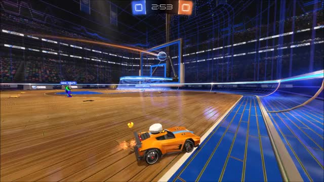 Watch and share Rocket League GIFs and Hoops GIFs by mindless_enigma on Gfycat