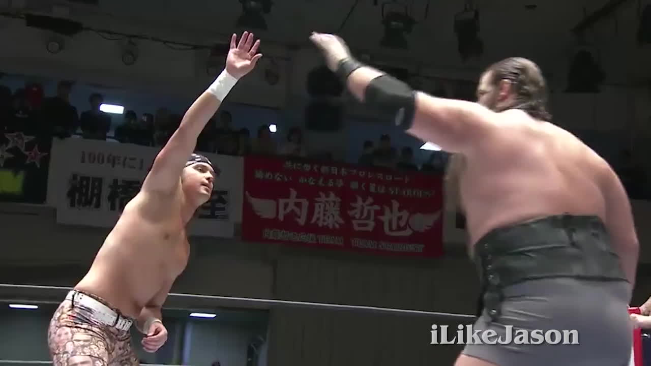 njpw is not for kids [4] GIFs