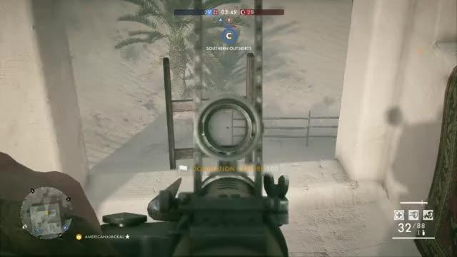 Watch this GIF by Xbox DVR (@xboxdvr) on Gfycat. Discover more AMERICANxJACKAL, Battlefield1, xbox, xbox dvr, xbox one GIFs on Gfycat
