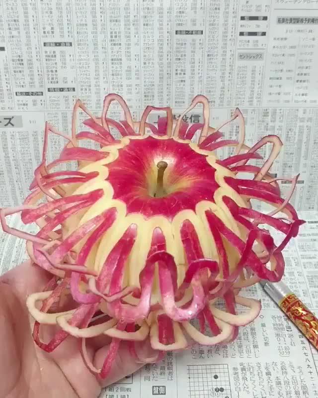 りんご - - GIFs