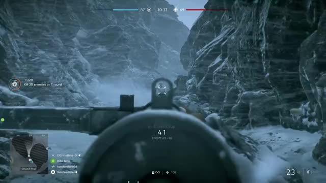 Watch multi kill GIF by Gamer DVR (@xboxdvr) on Gfycat. Discover more BattlefieldV, IAmBearKiller, xbox, xbox dvr, xbox one GIFs on Gfycat