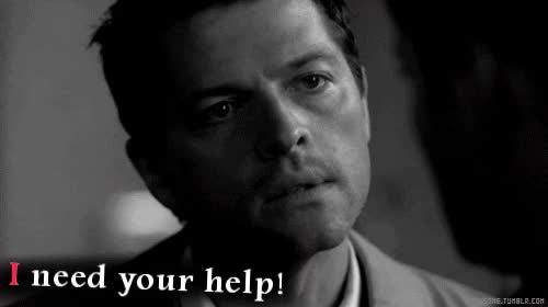Watch and share Misha Collins GIFs and Rescue GIFs by Reactions on Gfycat