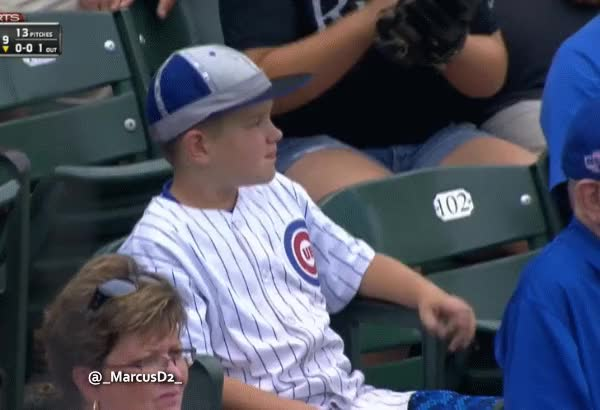 Watch Chicago Cubs fan grooving GIF by MarcusD (@-marcusd-) on Gfycat. Discover more related GIFs on Gfycat