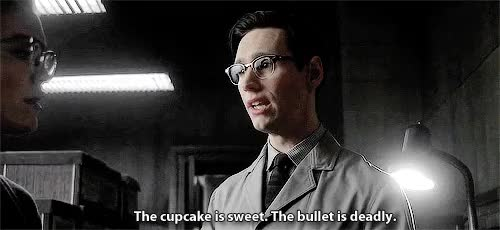 Watch and share Edward Nygma GIFs and Gothamedit GIFs on Gfycat