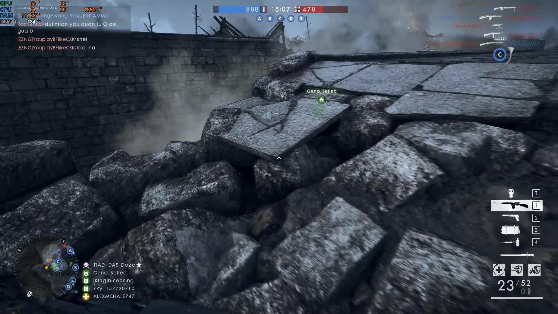 battlefield one, Battlefield1 2019.06.08 - 22.27.25.02.DVR GIFs