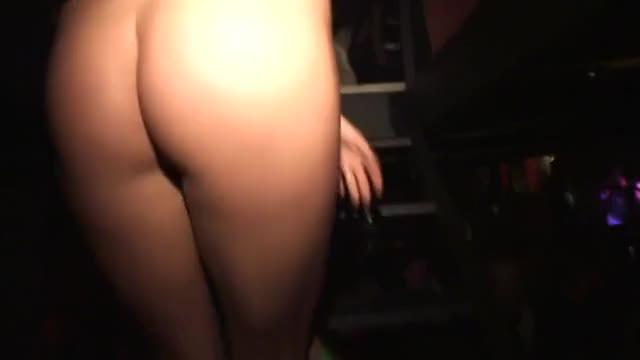 hitting the club in uniform