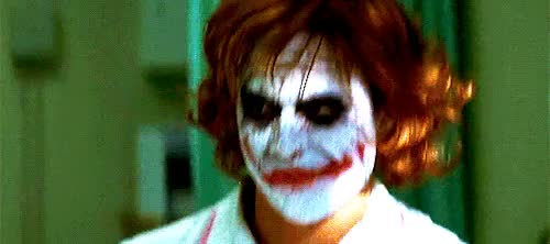 Watch Heath Ledger as The Joker, The Dark Knight (2008) dir. Chris GIF on Gfycat. Discover more (S)laughter is the best Medicine, 2008, Agent of Chaos, Batman, Christopher Nolan, Clown Prince of Crime, DC Comics, DCCU, DCU, Film, Gif, Heath Ledger, Look at dat, Mine, Movie, Nolanverse, Nurse Joker, SMILE, The Dark Knight, The Dark Knight Trilgy, The Joker, Villain, Villains, Why so serious, dcedit, is my favorite Joker, jokeredit GIFs on Gfycat