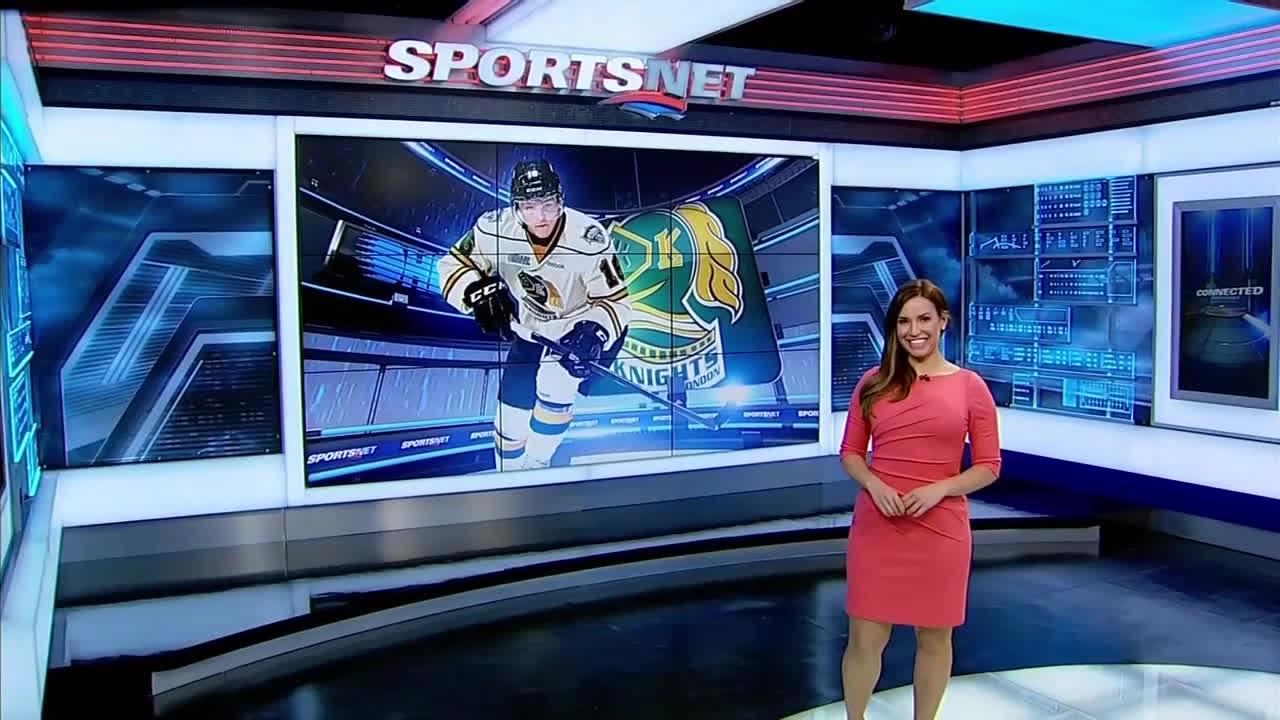 erin hawksworth, newsbabes, sportsnet, /r/NewsBabes Erin Hawksworth - Demo Reel GIFs