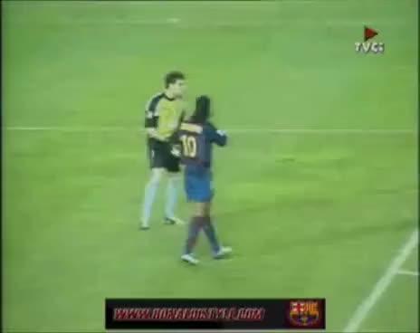 Watch and share Ronaldinho GIFs and Lihay GIFs on Gfycat