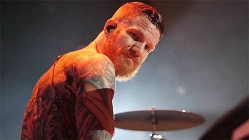 Watch and share Andy Hurley GIFs on Gfycat