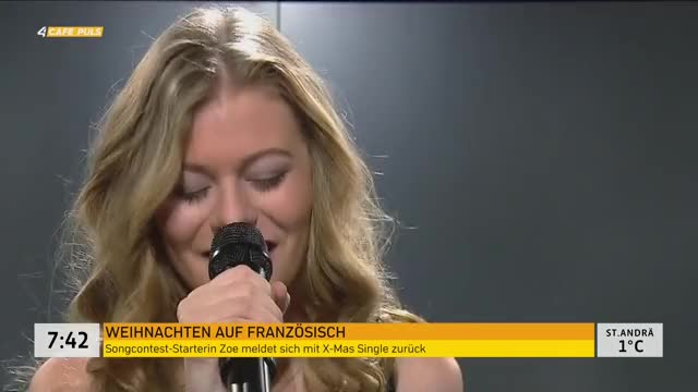 Watch and share Zoe Straub - Cafe Puls 2016-12-21d GIFs on Gfycat