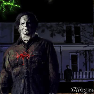 Watch and share Michael Myers As Kid GIFs on Gfycat