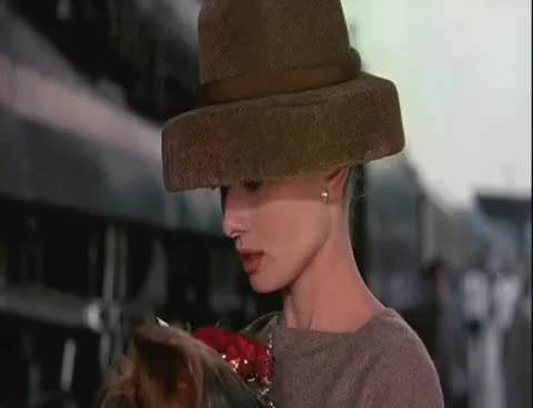 Watch and share Audrey Hepburn GIFs on Gfycat