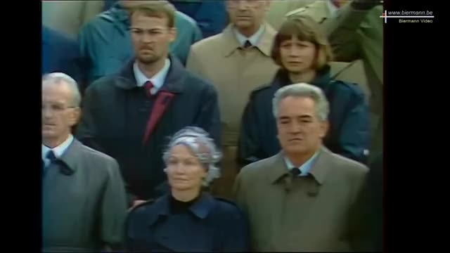 Watch Der 40e Jahrestag der DDR - Erichs Ende (1989) GIF on Gfycat. Discover more related GIFs on Gfycat