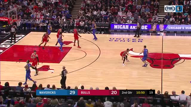 Watch NBA-2018.11.12 Mavericks at Bulls GIF on Gfycat. Discover more Chicago Bulls, Dallas Mavericks, basketball GIFs on Gfycat