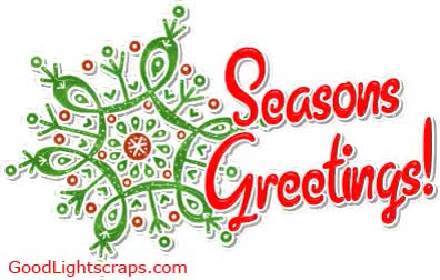 Watch and share Seasons Greetings GIFs on Gfycat