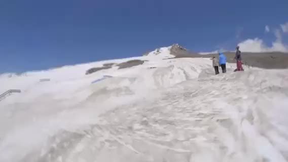 Watch Skier GIF on Gfycat. Discover more maybemaybemaybe, nonononoyes GIFs on Gfycat