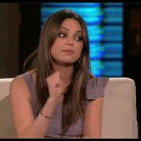 Mila Kunis GIF GIFs