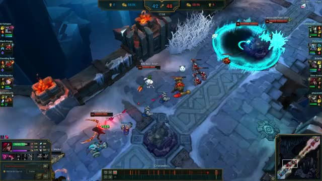 Watch and share Katarina Aram Jukes E Troll Lara UHSAHUSA GIFs by Gabriel Ferreira on Gfycat