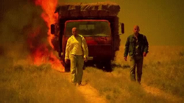 Watch explosion walk away GIF on Gfycat. Discover more funny GIFs on Gfycat