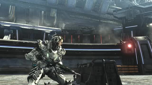 Watch and share Vanquish - Gun Transformations Own GIFs by Wes on Gfycat