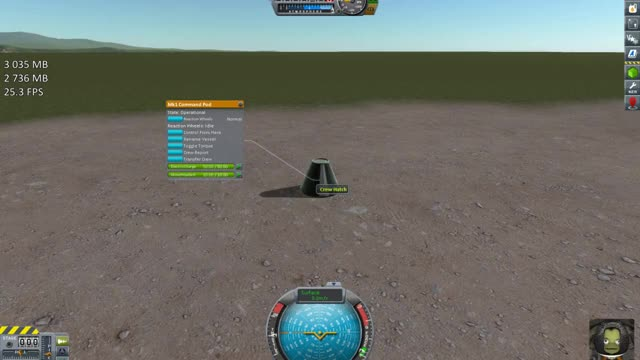 Watch and share Kerbal 1.1 Funny Bug GIFs by coolbear on Gfycat