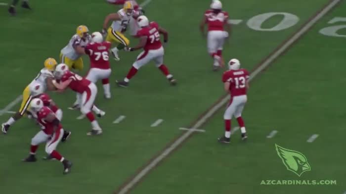 arizona cardinals, kurt warner throws yet another touchdown GIFs