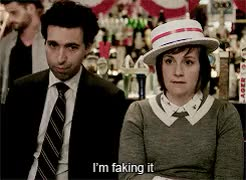 Watch and share Lena Dunham GIFs and Girls Hbo GIFs on Gfycat