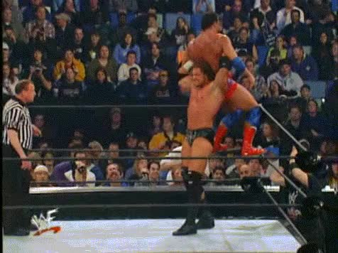 Watch and share HHH Hitting The Razor's Edge (reddit) GIFs on Gfycat