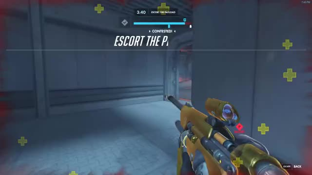 Watch 1v1 GIF by Cass (@phancastic) on Gfycat. Discover more overwatch GIFs on Gfycat