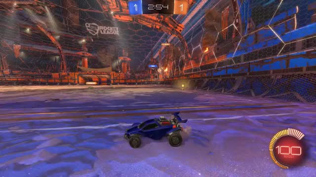 Watch Goal 3: andi GIF by Gif Your Game (@gifyourgame) on Gfycat. Discover more Gif Your Game, GifYourGame, Goal, Rocket League, RocketLeague, andi GIFs on Gfycat