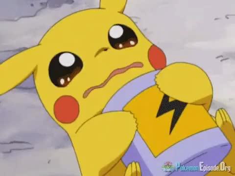 Watch and share Cute Pikachu GIFs on Gfycat