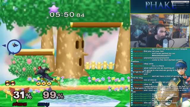 Watch and share Phakest Playing Super Smash Bros. Melee - Twitch Clips GIFs on Gfycat