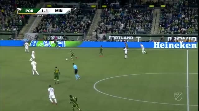 Watch and share 2nd Minnesota Goal Portland V Minnesota 1mar2020 GIFs by C.I. DeMann on Gfycat