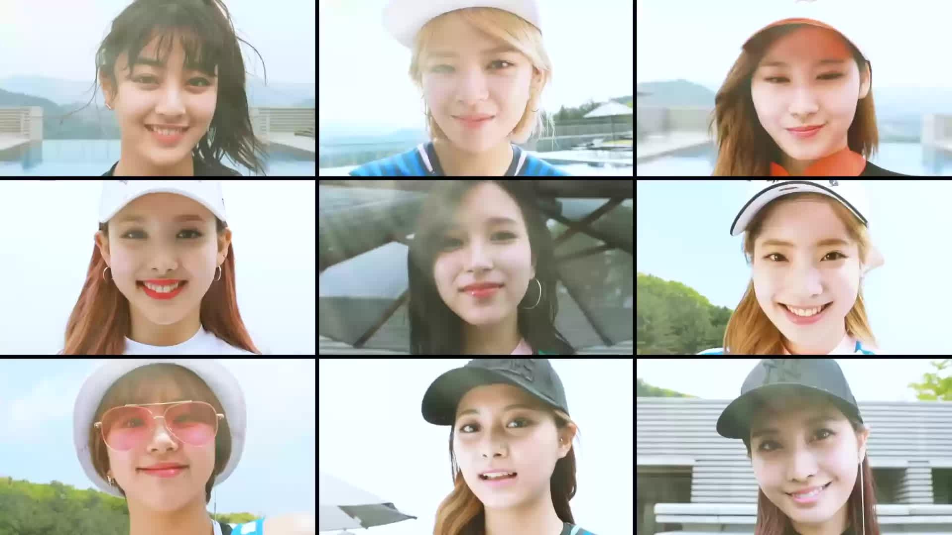 Jihyo, asiangirlsbeingcute, kpop, twice, Twice GIFs