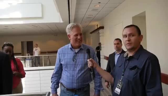 Glenn Beck Likely To Vote For Libertarian Gary Johnson For President In 2016 GIFs