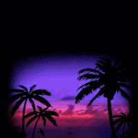 Watch and share Animated Trees Photo: Animated Island Paradise-Palm Trees Anm8islandnight00.gif GIFs on Gfycat