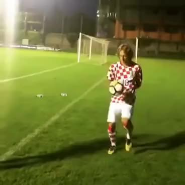 Watch and share Mateo Kovacic And Luka Modrić Skills Funny Croatia Team GIFs on Gfycat