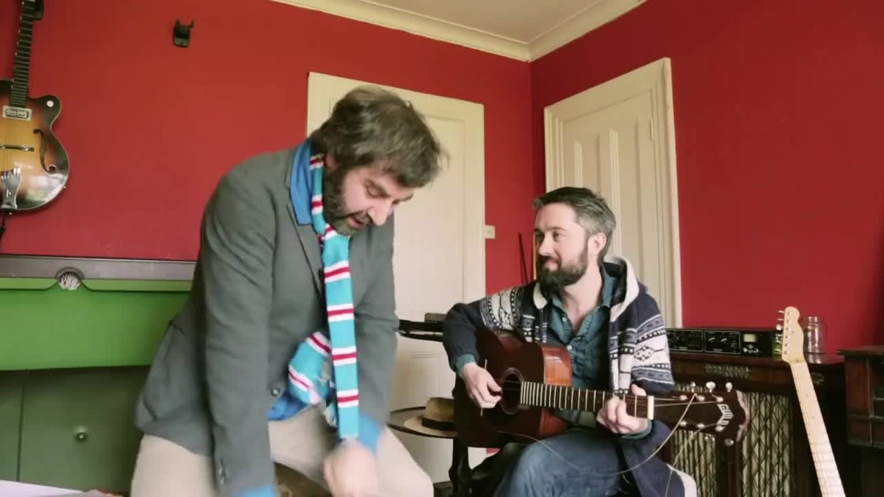 dance, david o'doherty, punching, David O'Doherty letting out aggression GIFs