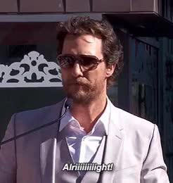 Watch and share Matthew Mcconaughey GIFs and Christopher Nolan GIFs on Gfycat