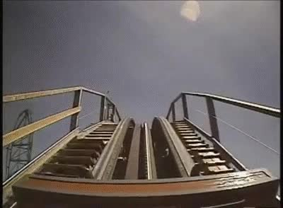 Watch and share 🎢 Roller Coaster GIFs on Gfycat